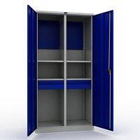 Шкаф инструментальный Практик TC-1995-120402
