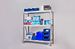 Стеллаж MS Pro 2000х2100х800 (4 полки)