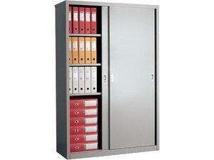 Шкафы для офиса - тамбурные AMT 1812