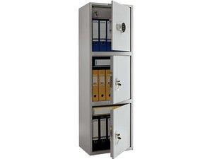 Бухгалтерские шкафы ПРАКТИК SL-150/3Т EL