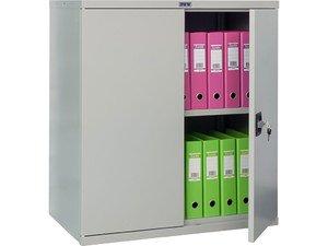 Архивный металлический шкаф СВ-13