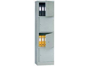 Архивный металлический шкаф AM 1845/4
