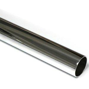 Труба d=25х0,7х3 м хром