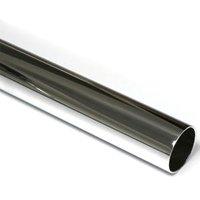 Труба d=25х0,8x3 м хром