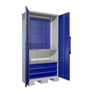 Шкаф инструментальный тяжелый AMH TC-6