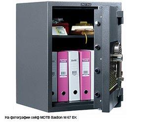 Взломостойкие сейфы II класса  BASTION M MDTB BASTION M 67 2К