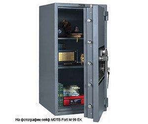 Взломостойкие сейфы III класса  FORT M MDTB FORT M 99 2K