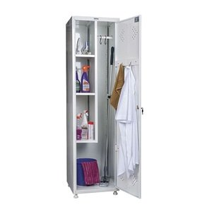 Шкаф хозяйственный HILFE МД 1 ШМ-SS (11-50)