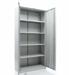 Архивный металлический шкаф М 18